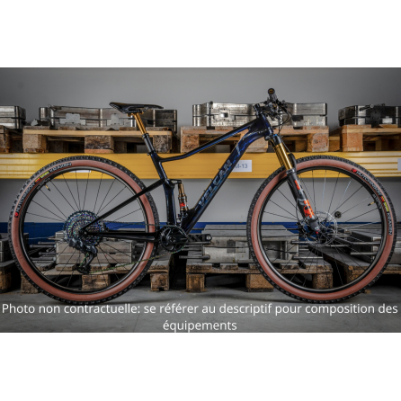 PANACHE TS+ LIMITED - vélo carbone made in france - VELCAN Cycles