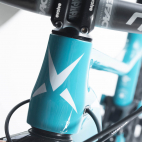 PANACHE TS+ ACCESS- vélo carbone made in france - VELCAN Cycles